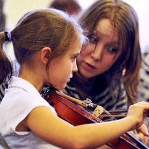 موسیقی درمانی و فواید برای کودکان
